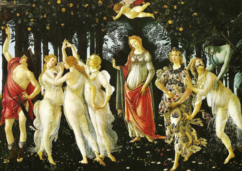 shake2shock_lisa_Botticelli_la Primavera1477–1482