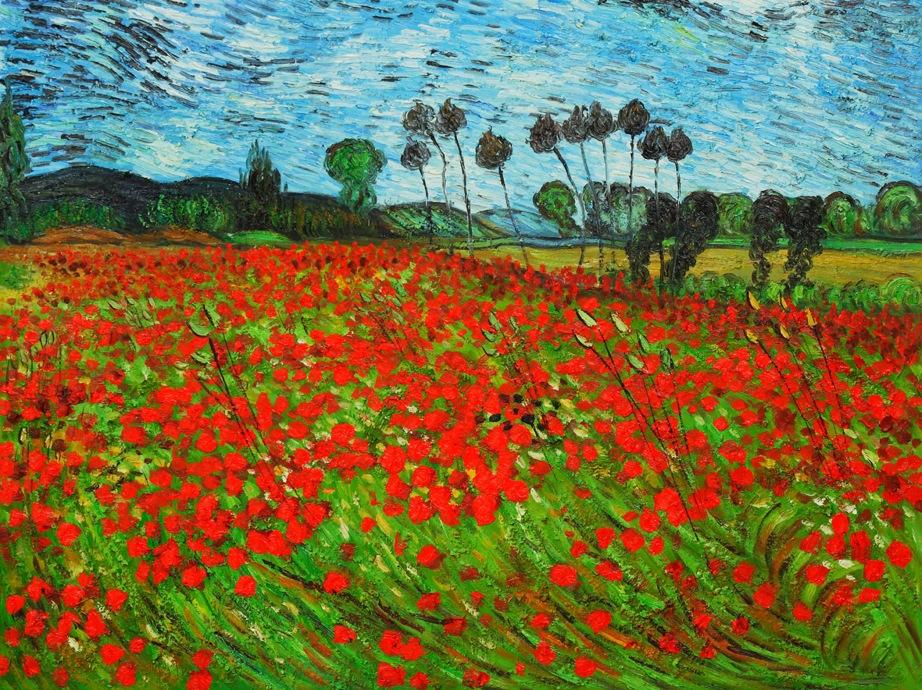 shake2shock_lisa_Field of Poppies_ Vincent Van Gogh1890