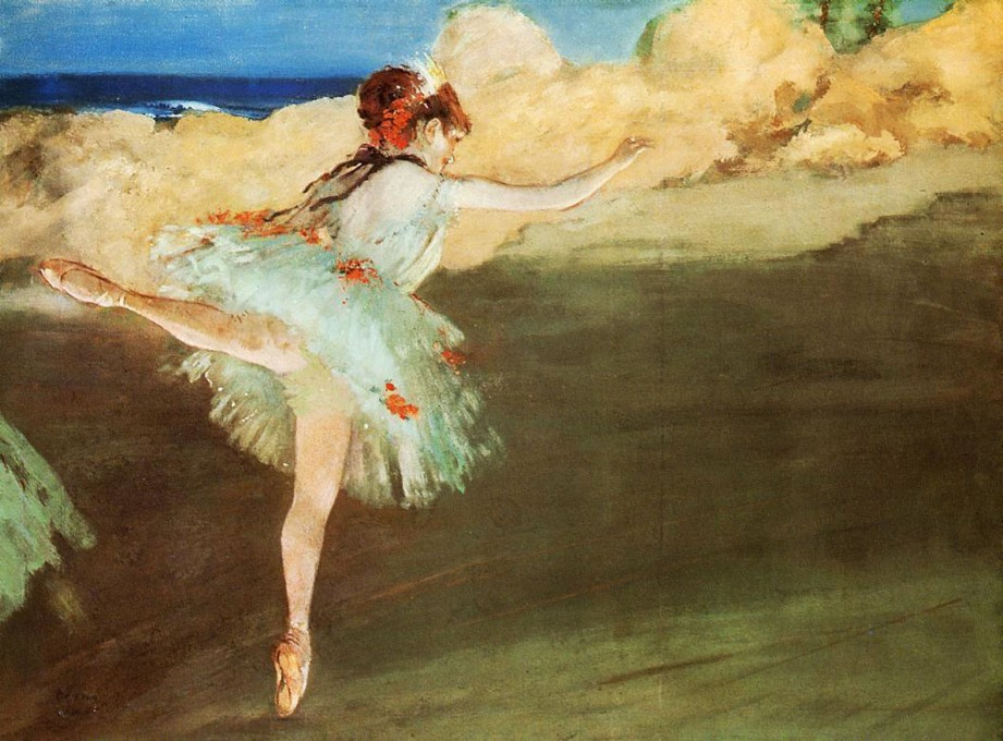 shake2shock_lisa_The-Star-Dancer-on-Point 1878 edgar degas